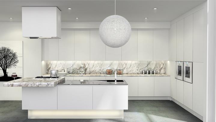 for Contemporary kitchen designs australia